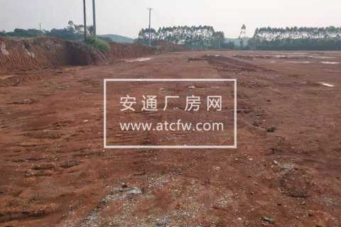 新兴四方塘工业区8亩土地出租证件齐全
