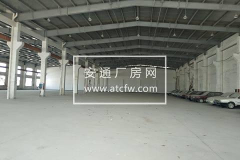 H越城区皋埠街道7000方单层厂房出租(可分租)