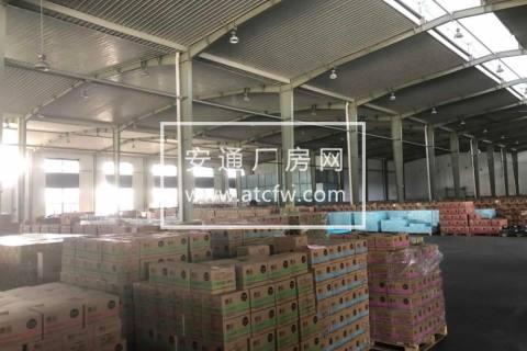 出租杭州周边15000方单层钢架食品加工厂房