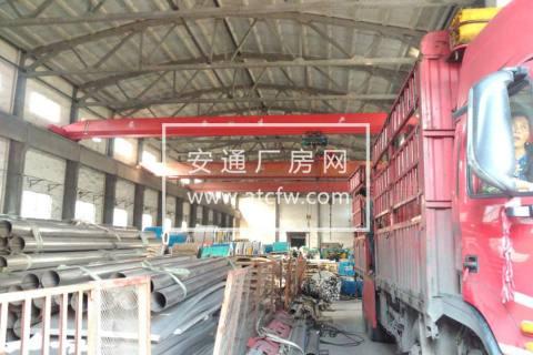 良渚单层厂房600方出租层高10米