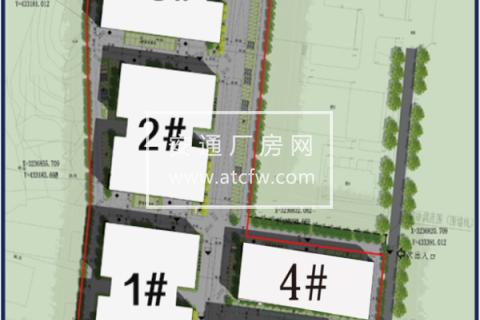 兰溪永昌街道厂房 独立产权 两成首付 代办环评 配备污水处理蒸汽加热系统