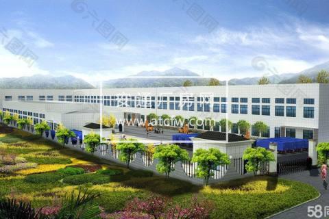 下沙高速出口加工区50亩土地34000平方标准厂房出售
