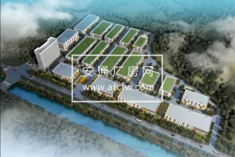 开发商出售独栋全新机械厂房,层高8.1米,有产权可按揭