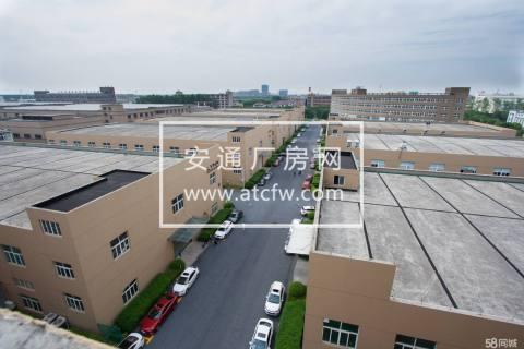 临安玲珑工业区第一栋3700方,一楼6.5米共3层,第二栋3000方1一5层,全新厂房