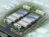 桐乡38亩土地 21000方全新厂房出售 证件齐全 45年产权 厂房为1-3层框架结构15000方 一楼高8米