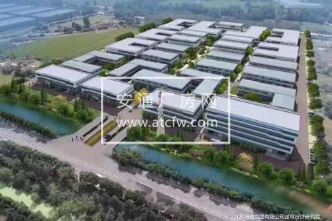 稀缺钢结构全新标准厂房出售