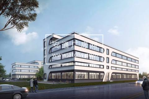 出售 全新标准厂房,首层8.1米 双证齐全 可分割 可贷款