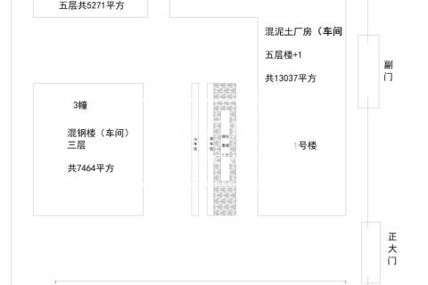 厂房出租(带环评)仓库出租,26000方可分租