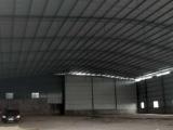 出租新安单层厂房5000方厂房,有纸箱包装,家具油漆环评