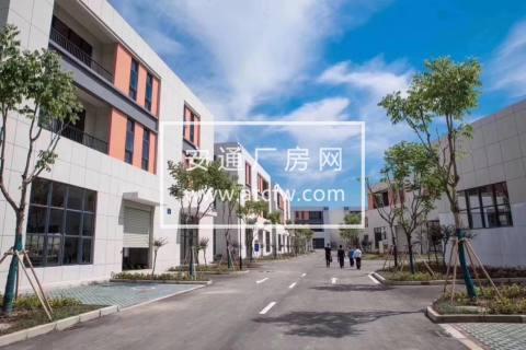 张江园区核心区位全新独栋厂房出售