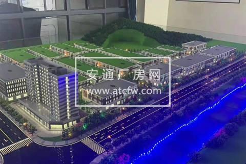 宁波宁海50年独立产权标准厂房,可按揭、可抵押