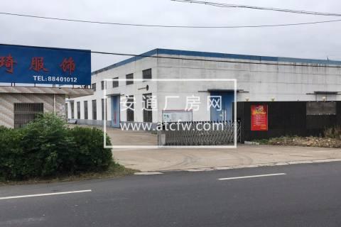南通海安县白甸镇工业园区厂房出租2400M2