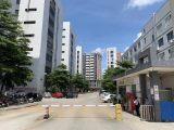 松岗塘下涌工业区楼上整层2000平方厂房出租,带装修,地坪漆,配套齐全