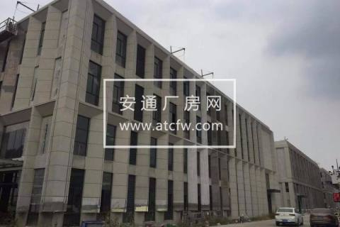 长芦地铁站西800米距离全新标准厂房 首层8.1米  50年产权