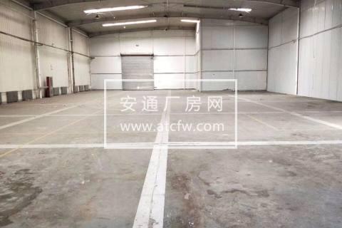 联东U谷工业园 1158平米厂库房 挑高8米