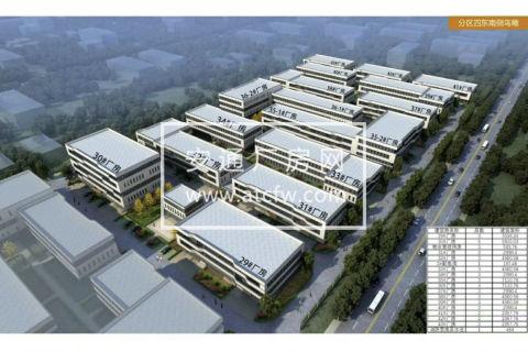 中南高科—宜兴和桥工业园厂房出售、国有土地,产证齐全、交通便利