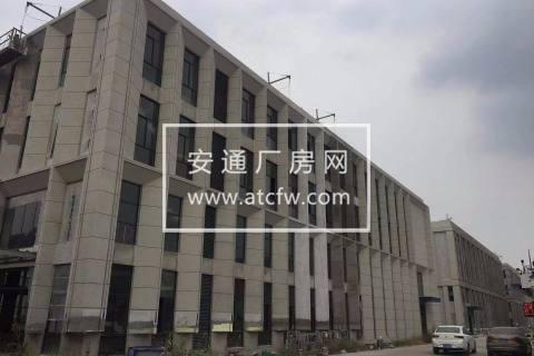 急急急出售全新厂房 有证 首高8.1米 独栋多层可贷款可分割