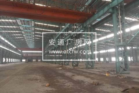 非中介-宜兴张渚镇高规格钢结构厂房可租可售(整租分租都可以)。