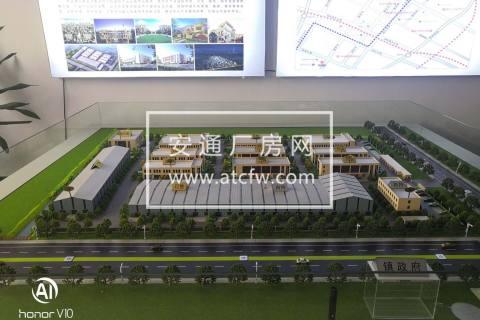 张家港独栋单层机械厂房出售,无产值税收要求