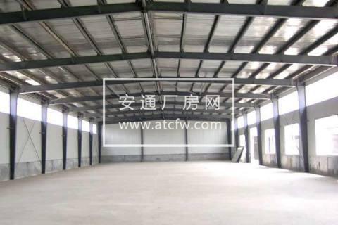 栖霞新港开发区单一层4.5米钢结构厂房出租