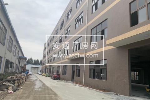 萧山义桥工业区10亩土地15000平方米标准厂房出售,一楼7米