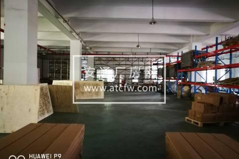 1楼仓库475平方米,5米层高的产业园标准厂房