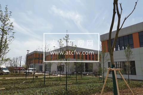 慈溪地标性产业园独栋独户标准厂房出售,独立产权可按揭