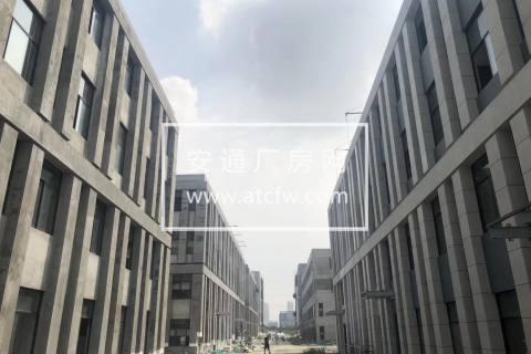 首层9米汊河稀缺双层厂房出售