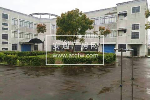 金山亭林12亩精致厂房出售,大马路旁,104板块适合各种行业