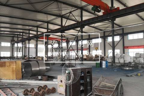 出售单层框架厂房可环评消防工业用地大产权50年
