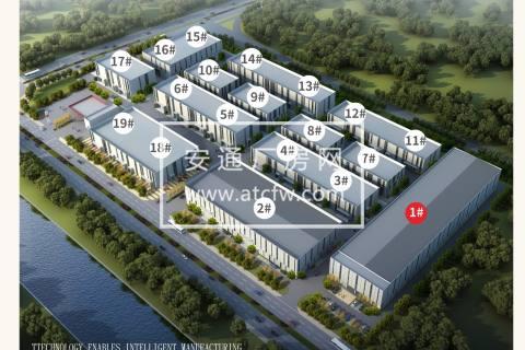 单层9米二层8米厂房出售