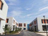 企业拆迁安置部门检查园区包干独立产权独栋独户标准厂房出售
