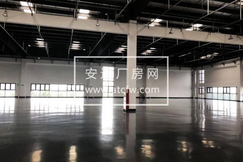 南京栖霞龙潭港区旁1万平单层高标库低价出租,可分租(1500平米起租)