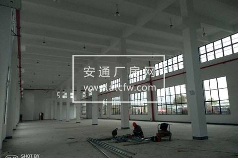 昆山高新区全新单层机械厂房 原房东出租 园区直租