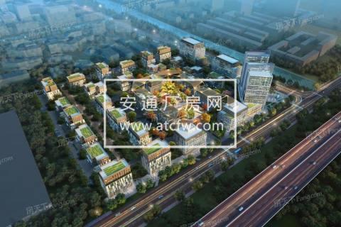 松江高科技园区独栋双拼出售,独立产权及冠名权