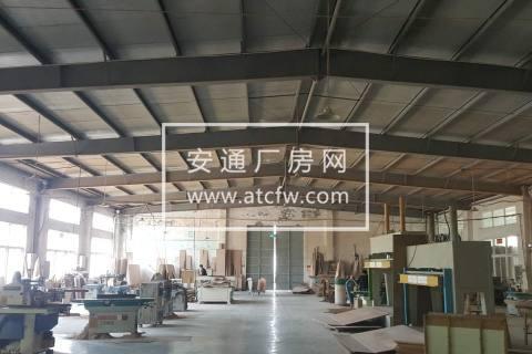 出售海门开发区木制品厂房4000平米土地12.3亩