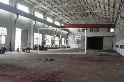 硕放带行车厂房出租(1600平方)