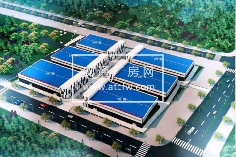 出租启东经开区3340平高标准单层厂房 租金0.59元/天/平(园区直招)