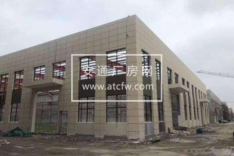 出售嘉兴开发区单层机械厂房,层高10米,50年产权现房,海景厂房