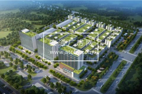 常州武进湖塘智造产业园1000−6000平厂房出售50年独立产权开发商直售