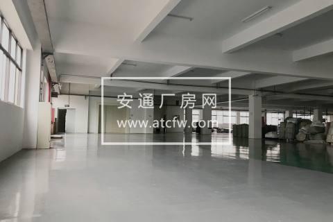 鸿山街道6500平独立单层全新厂房车间/仓库出租,可分租
