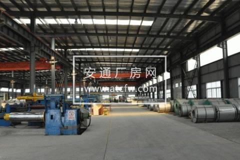 出售青浦区香花桥2800m²标准厂房交通便捷近地铁高架