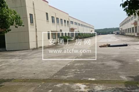 食品厂厂房出租 证件齐全 8600平米 独院