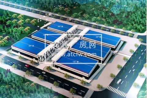 南通启东独门独院23000平全新单层机械厂房出售