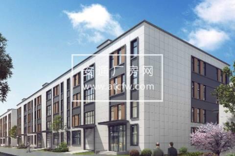 出售,稀缺全新两层半独栋厂房,核心区位