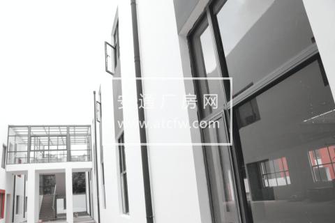 松江区104地块新装修独门独栋厂房出租配套精装办公室巨额优惠