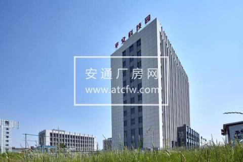 平安科技园 400-4500平米自由组合 地铁300m 3层楼可分租整租