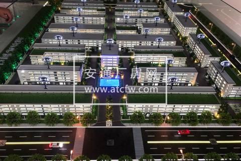 出售南京六合经济开发区标准厂房,50年独立产权