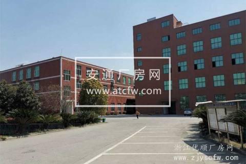 海宁许村工业区38亩地20000方厂房整体出售