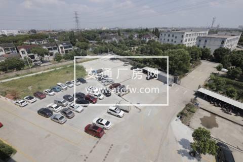 相城北桥底楼1800平方标准厂房 4.8米高 25每月